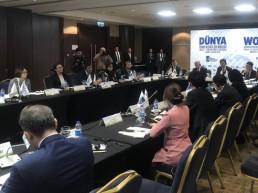 세계행정도시연합, 터키 앙카라서 제1차 집행이사회 개최